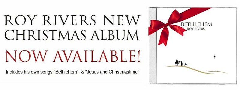 "Roy Rivers Christmas CD ""Bethlehem"""